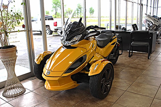 2013 Can-Am Spyder ST-S in Granite City Illinois