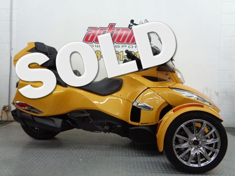 2013 Can-Am Spyder RT-S SE5 in Tulsa, Oklahoma
