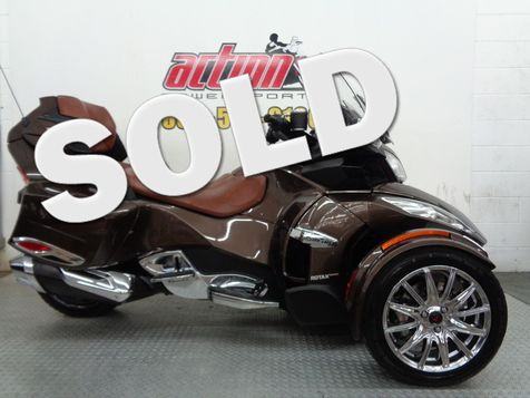 2013 Can-Am Spyder RT Limited in Tulsa, Oklahoma