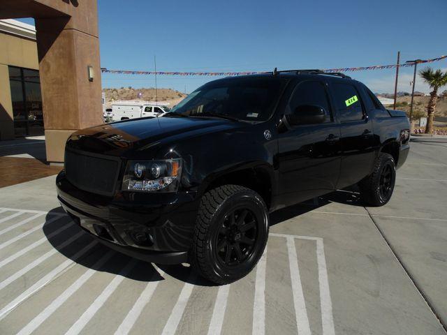 2013 Chevrolet Black Diamond Avalanche 4x4 Bullhead City, Arizona 2