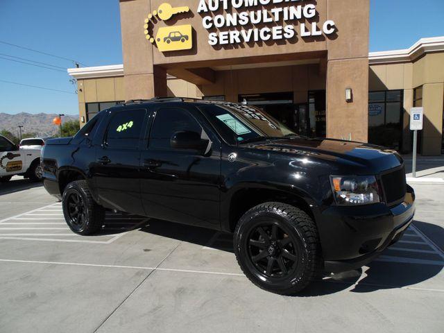 2013 Chevrolet Black Diamond Avalanche 4x4 Bullhead City, Arizona 9