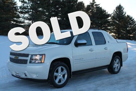 2013 Chevrolet Black Diamond Avalanche LTZ in Great Falls, MT