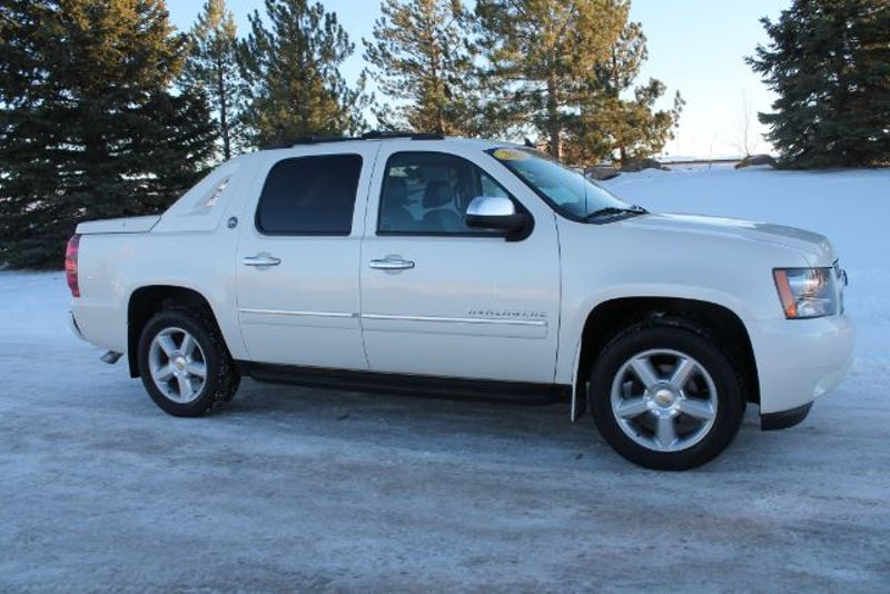 2013 Chevrolet Black Diamond Avalanche LTZ  city MT  Bleskin Motor Company   in Great Falls, MT