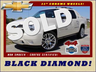 2013 Chevrolet Black Diamond Avalanche LTZ 4X4 - NAVIGATION-REAR DVD-SUNROOF! Mooresville , NC