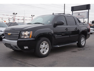 2013 Chevrolet Black Diamond Avalanche LT in Oklahoma City OK