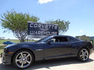 2013 Chevrolet Camaro 2SS Coupe Manual, XM Radio, Alloys 16k! in Dallas Texas