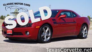 2013 Chevrolet Camaro LT | Lubbock, Texas | Classic Motor Cars in Lubbock, TX Texas