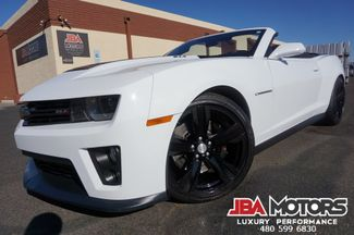 2013 Chevrolet Camaro ZL1 Convertible Supercharged V8 | MESA, AZ | JBA MOTORS in Mesa AZ