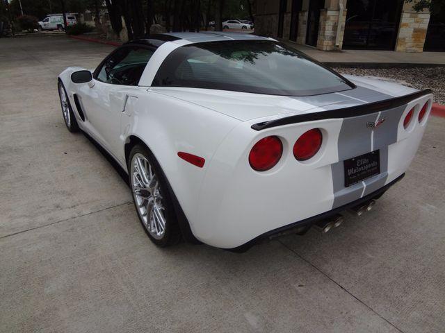 2013 Chevrolet Corvette Z06 3LZ Austin , Texas 4