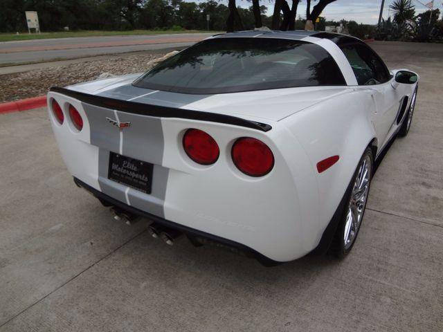 2013 Chevrolet Corvette Z06 3LZ Austin , Texas 6