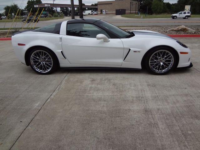 2013 Chevrolet Corvette Z06 3LZ Austin , Texas 8