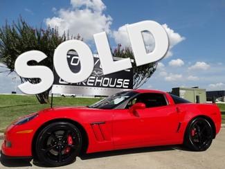 2013 Chevrolet Corvette Z16 Grand Sport 3LT, F55, NAV, NPP, Blk Rims, 17k! Dallas, Texas