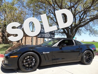 2013 Chevrolet Corvette Z16 Grand Sport NPP Mild to Wild, Black Wheels! Dallas, Texas