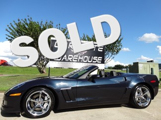 2013 Chevrolet Corvette Z16 Grand Sport 3LT, F55, NAV, NPP, Chromes, 3k! Dallas, Texas