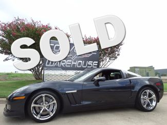 2013 Chevrolet Corvette Z16 Grand Sport 3LT, NAV, NPP, Auto, Chromes 26k! | Dallas, Texas | Corvette Warehouse  in Dallas Texas