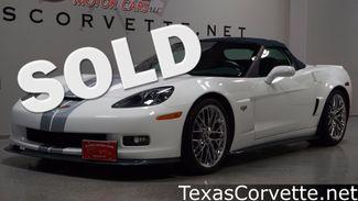 2013 Chevrolet Corvette 60th Anniversary 427 | Lubbock, Texas | Classic Motor Cars in Lubbock, TX Texas
