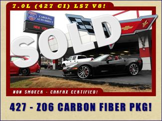 2013 Chevrolet Corvette 427 1SB - PRE-SEASON SPECIAL - WON'T LAST LONG! Mooresville , NC