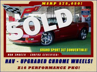 2013 Chevrolet Corvette Grand Sport 3LT W/ BEIGE TOP Mooresville , NC