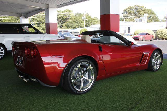 2013 Chevrolet Corvette Grand Sport 3LT W/ BEIGE TOP Mooresville , NC 23