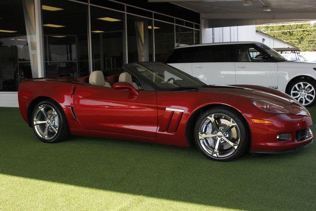 2013 Chevrolet Corvette Grand Sport 3LT W/ BEIGE TOP Mooresville , NC 21