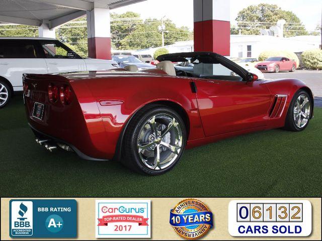 2013 Chevrolet Corvette Grand Sport 3LT W/ BEIGE TOP Mooresville , NC 2