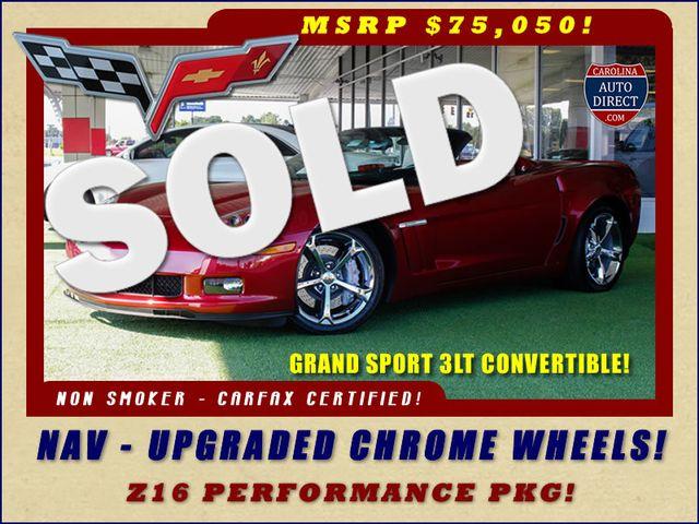 2013 Chevrolet Corvette Grand Sport 3LT W/ BEIGE TOP Mooresville , NC 0