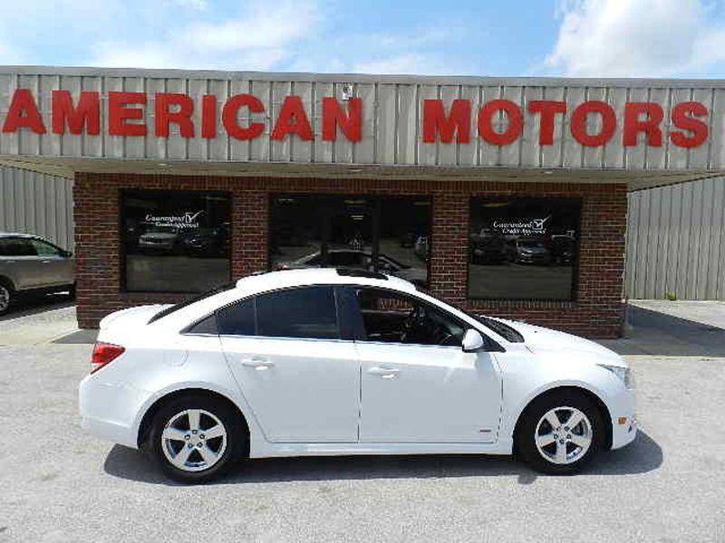 2013 Chevrolet Cruze 1LT | Brownsville, TN | American Motors of Brownsville in Brownsville TN