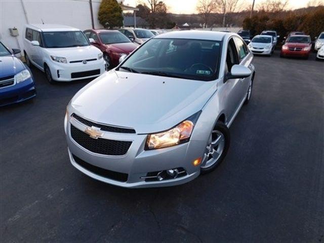 2013 Chevrolet Cruze 1LT Ephrata, PA 7