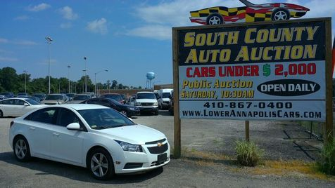 2013 Chevrolet Cruze 2LT in Harwood, MD