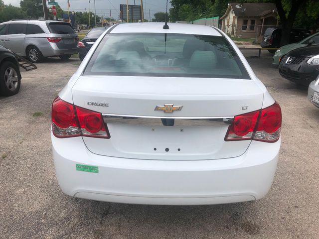 2013 Chevrolet Cruze 1LT Houston, TX 4