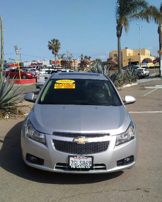 2013 Chevrolet Cruze LTZ Imperial Beach, California