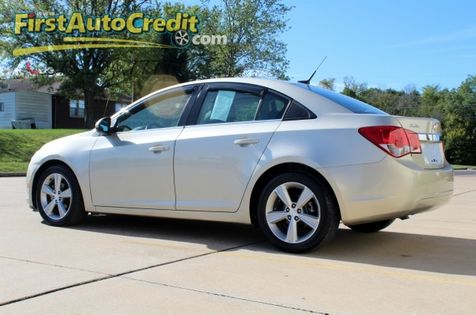 2013 Chevrolet Cruze LT | Jackson , MO | First Auto Credit in Jackson , MO
