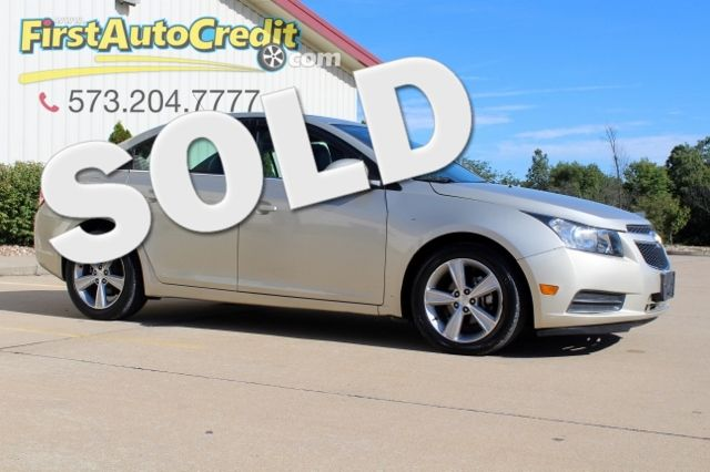 2013 Chevrolet Cruze LT | Jackson , MO | First Auto Credit in Jackson  MO