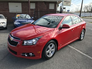 2013 Chevrolet Cruze 1LT Knoxville , Tennessee 7