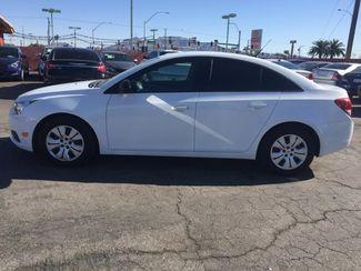 2013 Chevrolet Cruze LS AUTOWORLD (702) 452-8488 Las Vegas, Nevada 4