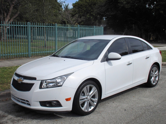2013 Chevrolet Cruze LTZ Come and visit us at oceanautosalescom for our expan