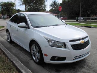 2013 Chevrolet Cruze LTZ Miami, Florida 4