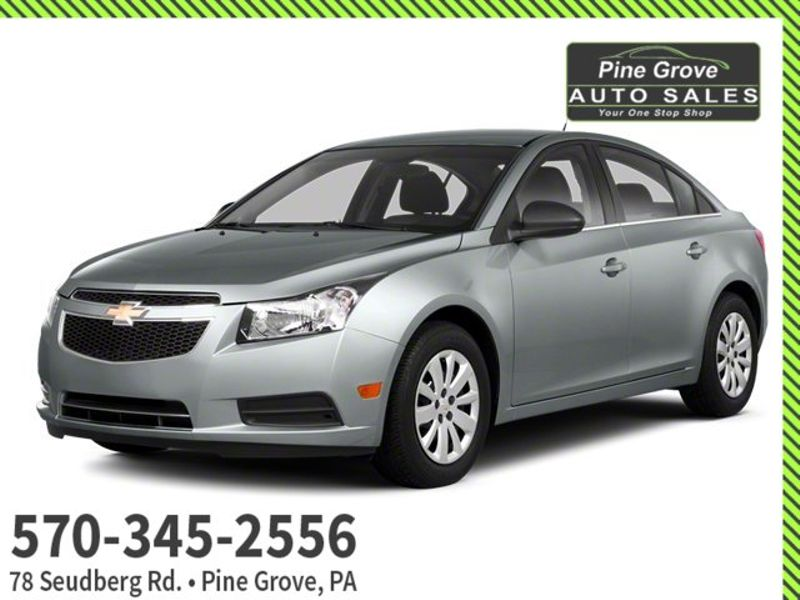 2013 Chevrolet Cruze 1LT | Pine Grove, PA | Pine Grove Auto Sales in Pine Grove, PA