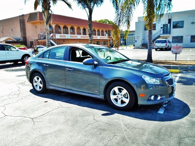 2013 Chevrolet Cruze 1LT Limited warranty included to assure your worry-free purchase AutoCheck r