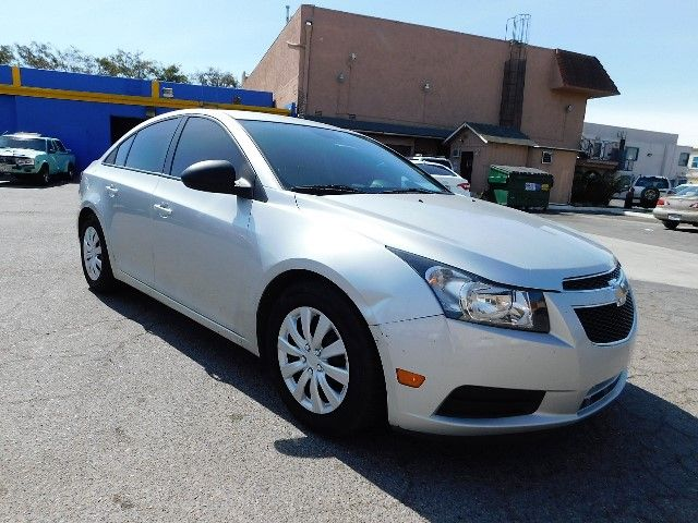 2013 Chevrolet Cruze LS Limited warranty included to assure your worry-free purchase AutoCheck re