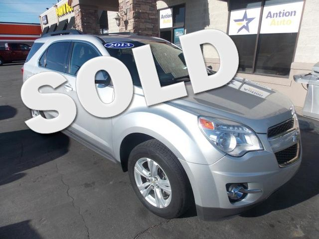 2013 Chevrolet Equinox LT | Bountiful, UT | Antion Auto in Bountiful UT