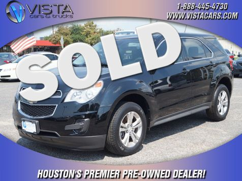 2013 Chevrolet Equinox LS in Houston, Texas