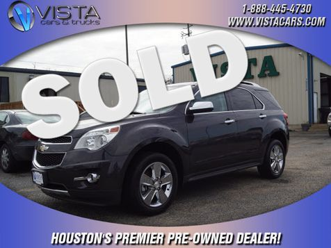 2013 Chevrolet Equinox LTZ in Houston, Texas