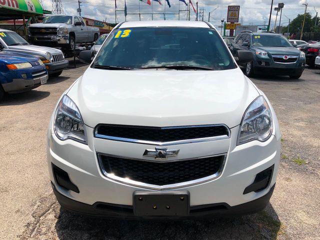 2013 Chevrolet Equinox LS Houston, TX 1