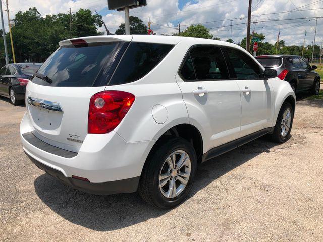 2013 Chevrolet Equinox LS Houston, TX 3