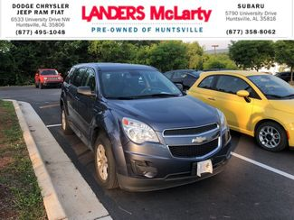 2013 Chevrolet Equinox in Huntsville Alabama