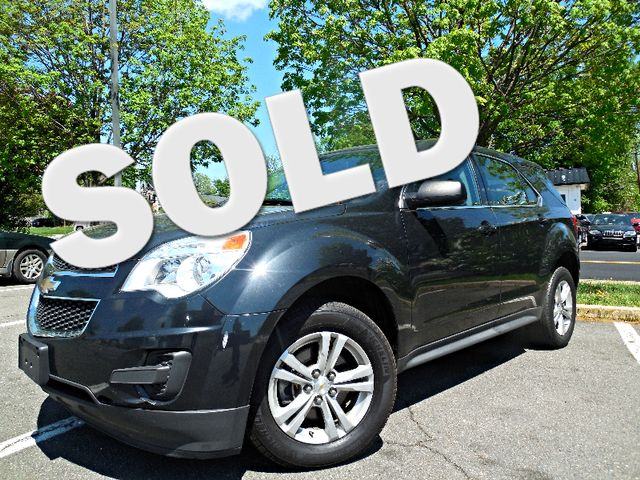 2013 Chevrolet Equinox LS Leesburg, Virginia 0