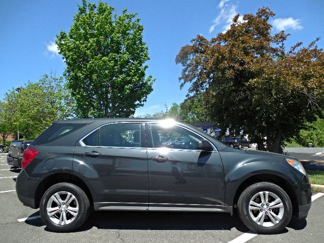 2013 Chevrolet Equinox LS Leesburg, Virginia 5