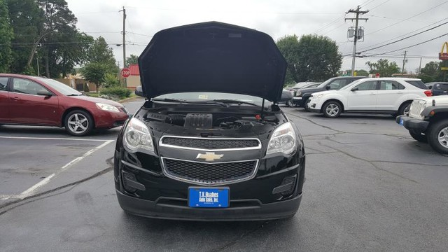 2013 Chevrolet Equinox LT Richmond, Virginia 4