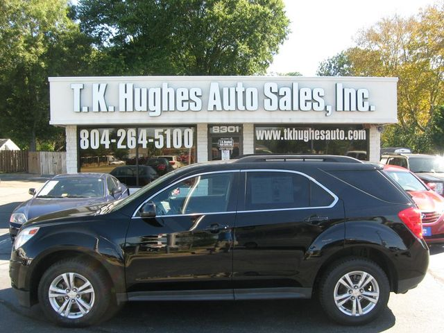 2013 Chevrolet Equinox LT Richmond, Virginia 0